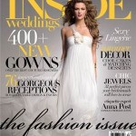 Inside Wedding The Fashion Issue