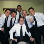 Linda Howard Events - Randie & Alan - The Groomsmen