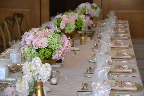 Pink Bridal Shower