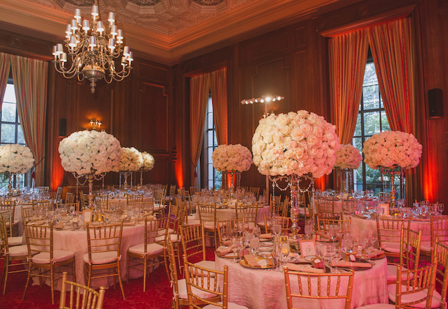 Linda Howard Events- CA Club Wedding-7